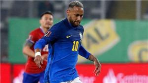 Neymar bị chế nhạo vì tăng cân, bụng ngày càng phình mỡ