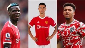 MU: 5 đội hình phù hợp với Ronaldo trong trận gặp Newcastle