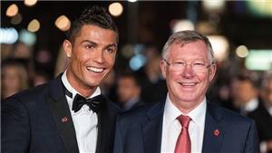 Ronaldo: 'Tôi trở về là để giúp MU giành danh hiệu'