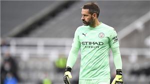 Man City buộc phải dùng thủ môn số 3 ở Ngoại hạng Anh cuối tuần này