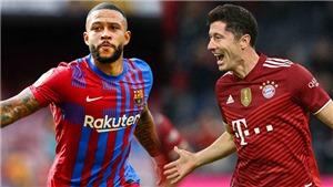 Barcelona và Bayern Munich đã thay đổi chóng mặt sau 2 năm
