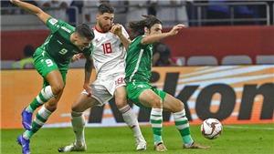 Soi kèo nhà cái Iraq vs Iran và nhận định bóng đá vòng loại World Cup 2022 (1h00, 8/9)