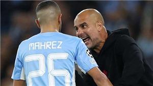 Man City: Guardiola nổi giận với Grealish và Mahrez ngay trên sân