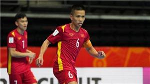 Futsal Việt Nam chơi 'power play', cống hiến đến phút cuối