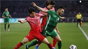 KẾT QUẢ bóng đá Iran 1-1 Hàn Quốc, vòng loại World Cup 2022 hôm nay
