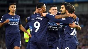 ĐIỂM NHẤN Brighton 1-4 Man City: Foden tỏa sáng khi đá cắm, Man City vẫn rất đáng gờm