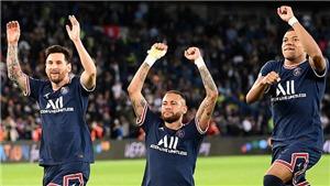 Messi sẽ bầu Quả bóng vàng cho Mbappe và Neymar