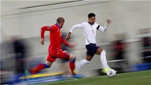 Andorra 0-5 Anh: Sao MU bứt tốc kinh hồn, hậu vệ đối phương chấn thương vì đua tốc độ