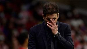 Simeone bị chỉ trích 'hèn nhát và nhỏ mọn' vì không bắt tay Klopp