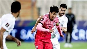 Iran 1-1 Hàn Quốc: Son Heung-min ghi bàn, Hàn Quốc hòa may mắn trước Iran