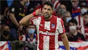 Atletico 2-0 Barcelona: Suarez tỏa sáng, gieo sầu cho đội bóng cũ