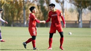 U23 Việt Nam Vs U23 Đài Loan: Điểm tựa của HLV Park Hang-seo là hàng thủ