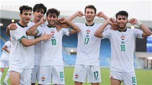 VIDEO Iraq vs Liban, vòng loại World Cup 2022