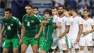 KẾT QUẢ bóng đá Iraq 0-0 Liban, vòng loại World Cup 2022 hôm nay