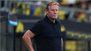 HLV Koeman có 3 trận để quyết định tương lai của mình ở Barca