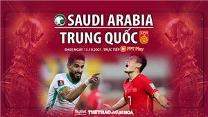 Soi kèo nhà cái Ả rập Xê út vs Trung Quốc. Nhận định, dự đoán bóng đá World Cup 2022 (0h00, 13/10)