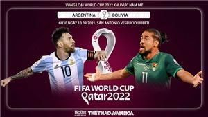 Soi kèo nhà cái Argentina vs Bolivia và nhận định bóng đá vòng loại World Cup (6h30, 10/9)