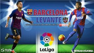 Soi kèo nhà cái Barcelona vs Levante và nhận định bóng đá La Liga (21h15, 26/9)
