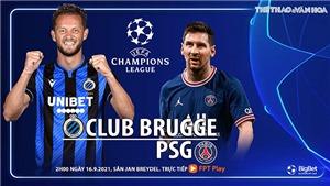 Soi kèo nhà cái Club Brugge vs PSG và nhận định bóng đá Cúp C1 (2h00, 16/9)