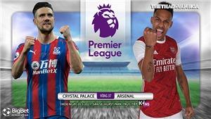Soi kèo nhà cái Crystal Palace vs Arsenal. Vòng 37 giải Ngoại hạng Anh