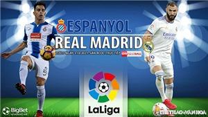 Soi kèo nhà cái Espanyol vs Real Madrid. Nhận định, dự đoán bóng đá La Liga (21h45, 3/10)