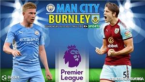 Soi kèo nhà cái Man City vs Burnley. Nhận định, dự đoán bóng đá Ngoại hạng Anh (21h00, 16/10)