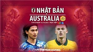 KẾT QUẢ bóng đá Nhật Bản 2-1 Úc, vòng loại World Cup 2022