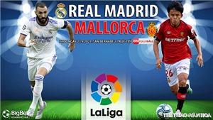 Soi kèo nhà cái Real Madrid vs Mallorca và nhận định bóng đá La Liga (3h00, 23/9)