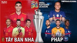 Soi kèo nhà cái Tây Ban Nha vs Pháp. Nhận định, dự đoán bóng đá Nations League (1h45, 11/10)
