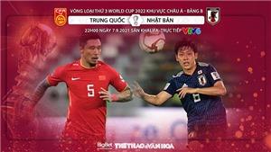 Soi kèo nhà cái Trung Quốc vs Nhật Bản và nhận định bóng đá vòng loại World Cup (22h00, 7/9)