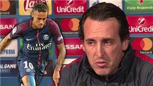 TIẾT LỘ: Neymar mới là thủ lĩnh của PSG, chứ không phải Unai Emery