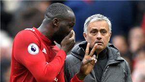 Mourinho: 'Lukaku lỡ phần còn lại của mùa giải. Carrick sẽ đeo băng đội trưởng M.U'