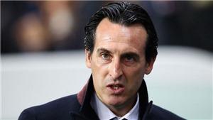 CĐV Arsenal phẫn nộ khi Unai Emery sắp ngồi lên ghế nóng ở Emirates