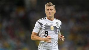 Toni Kroos: Tinh thần Đức và tài năng thế kỷ