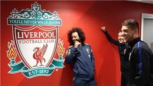Dàn sao Real Madrid gây sốc khi cười nhạo Liverpool ngay ở Anfield