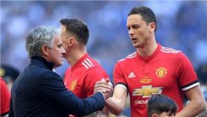 Mourinho: 'Xin lỗi Matic nhưng Serbia nên bị loại sớm để cậu ấy được nghỉ'