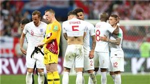 Croatia 2-1 Anh: Đừng đỏi hỏi gì thêm, vào bán kết là tới hạn của 'Tam sư'