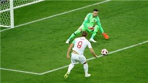 Lộ clip tuyển Anh tổ chức giao bóng nhanh để ghi bàn khi Croatia mải ăn mừng