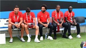 Man City 1-2 Liverpool: Salah ghi bàn giúp Liverpool chiến thắng