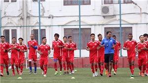 U23 Nepal đuổi CĐV để tập kín, quyết giữ bí mật trước thềm đại chiến U23 Việt Nam