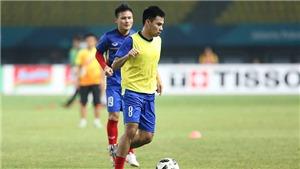 U23 Việt Nam vs U23 UAE: Đức Huy sẽ đá chính bên cạnh Văn Quyết và Quang Hải?