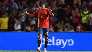 Marco Asensio quá xuất sắc với màn trình diễn 'ngoại hạng' trước Croatia