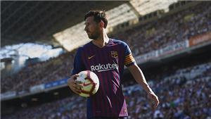 Liga lên kế hoạch tôn vinh Messi bằng một hình thức 'đặc biệt'