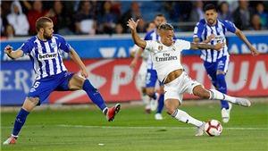 ĐIỂM NHẤN Alaves 1-0 Real Madrid: Sai lầm chiến thuật của JulenLopetegui và sự im lặng đáng sợ trên hàng công