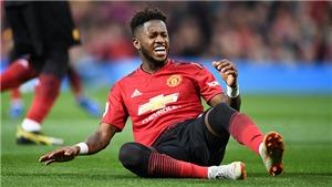 M.U: Fred là bản hợp đồng thất bại, kém xa Fernandinho của Man City