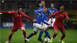 Bồ Đào Nha giành vé vào VCK Nations League sau trận hoà Italy