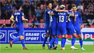 Xem trực tiếp bóng đá Philippines vs Thái Lan (18h30, 21/11) trên VTV6, VTC3