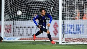 'Messi Campuchia' đang toả sáng, sẽ là mối đe doạ cho hàng thủ Việt Nam