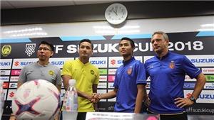 HLV Myanmar tuyên bố không 'ngán' Malaysia dù chơi trên sân khách