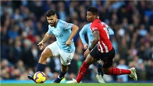 ĐIỂM NHẤN Man City 6-1 Southampton: Sterling rực sáng, Aguero đi vào lịch sử